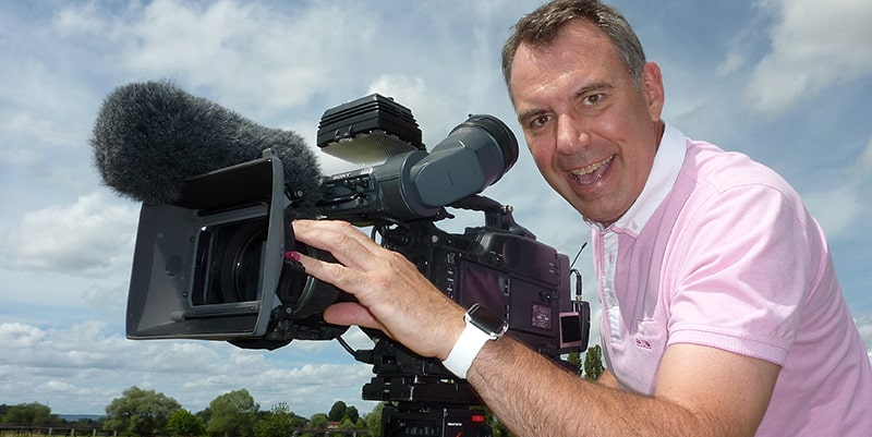 Bertrand Zimmer Cameraman Moselle Captation vidéo Drone
