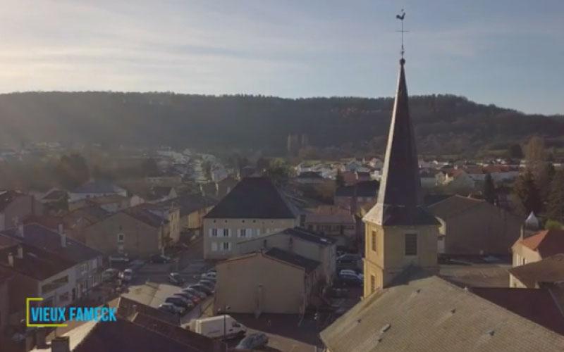 Drone-images-aériennes-ville-de-Fameck-bertrand-Zimmer-Caméraman-production-captation-vidéo-Moselle