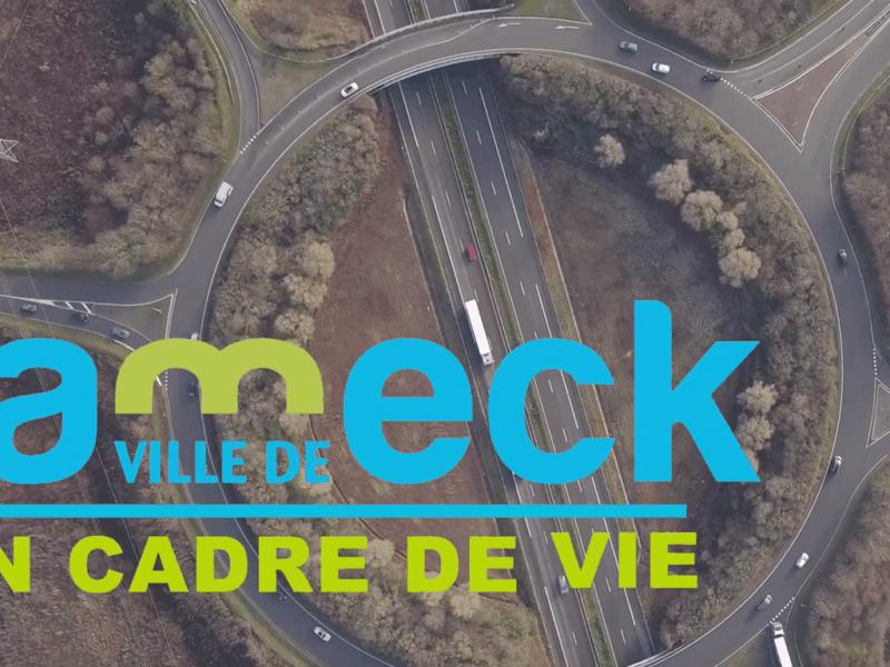 Fameck La ville qui vit | Bertrand Zimmer Cameraman Moselle Captation vidéo Drone