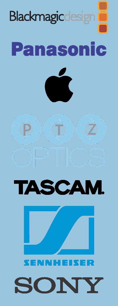 Marques audiovideo logos