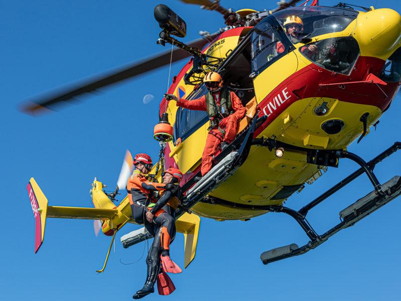 Dragon 56 sauvetage côtier | Bertrand Zimmer Cameraman Moselle Captation vidéo Drone