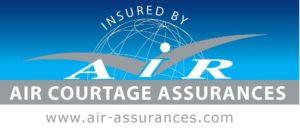 Logo Air Courtage Assurances | Bertrand Zimmer Cameraman Moselle Captation vidéo Drone