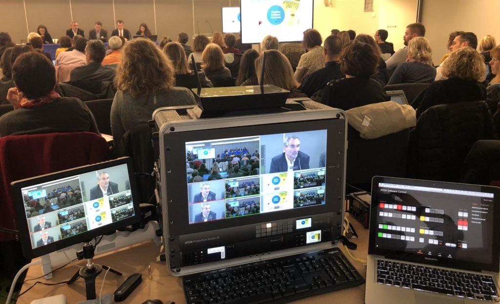 Captation vidéo Ministère Santé | Bertrand Zimmer Cameraman Moselle Captation vidéo Drone